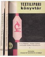 Textiliák fizikai vizsgálata I-II. - Urszu Miklósné, Winkler Istvánné
