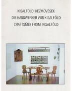 Kisalföldi kézművesek - V. Szalontay Judit