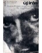 Új Írás 1973 1-2. szám - Váci Mihály