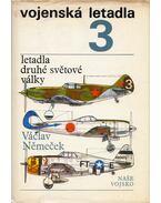Letalda druhé svetové války - Václav Nemecek