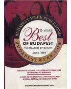 Best of Budapest - Vadász Linda