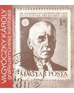 Vagyóczky Károly grafikusművész kiállítása - Szász Imre