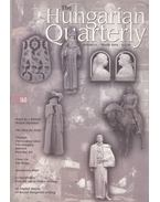The Hungarian Quarterly Volume 41 Winter 2000 - Vajda Miklós