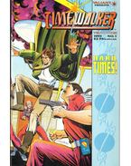 Timewalker Yearbook Vol. 1. No. 1 - Vanhook, Kevin, Hartz, Jon, Mak, Rudy