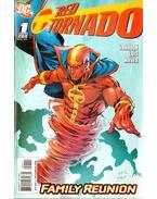 Red Tornado 1. - Vanhook, Kevin, Luis, José