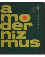 A modernizmus - Vanszlov, V. V., Kolpinszkij, J. D.