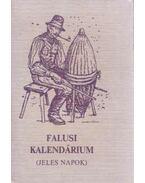 Falusi kalendárium (mini) - Varga András, Falvai Ferenc