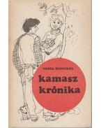 Kamaszkrónika - Varga Domokos