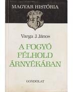 A fogyó félhold árnyékában - Varga J. János