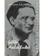Gelléri Andor Endre (dedikált) - Varga Kálmán