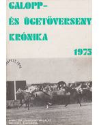 Galopp- és ügetőverseny krónika 1975 - Varga László, Csákvári János