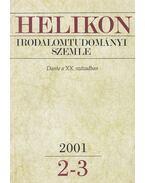 Helikon 2001/2-3. - Varga László