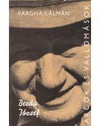 Berda József (dedikált) - Vargha Kálmán