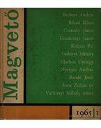 Magvető 1965/1 - Várkonyi Mihály