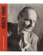 Rösler Endre - Várnai Péter