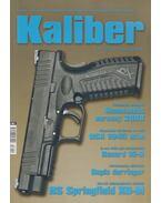Kaliber 2008. december - Vass Gábor