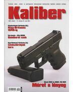 Kaliber 2009. október 12. évfolyam 10. szám - Vass Gábor