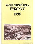 Vasúthistória évkönyv 1998