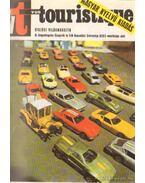 Turista (Vue Touristique) 1972. 3. évfolyam (teljes) - Vécsey György et al. (szerk.)