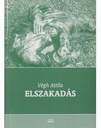 Elszakadás (Dedikált) - Végh Attila