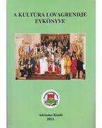 A kultúra lovagrendje évkönyve 2013 - Végh József