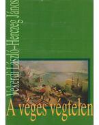 A véges végtelen (dedikált) - Vekerdi László, Herczeg János
