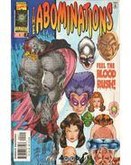 Abominations Vol. 1. No. 2 - Velez, Ivan Jr., Medina, Angel