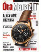 Óra magazin 2003. június/július - Venicz Áron