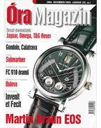 Óra magazin 2004. december/ 2005 január - Venicz Áron