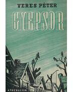 Gyepsor - Veres Péter