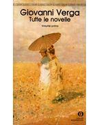 Tutte le novelle - Verga, Giovanni