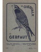Le gerfaut - de giervalk 1967, 3-4 - Verheyen, R. F. (főszerk.)