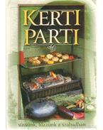 Kerti parti - Verhóczki István