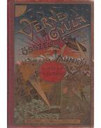 Antifer Mester csodálatos kalandjai I-II. kötet (bordó) - Verne Gyula