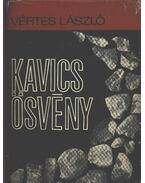 Kavics Ösvény - Vértes László