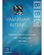 Vasárnapi interjú - Vértessy Péter
