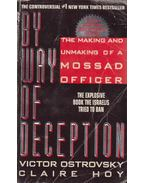 By Way of Deception - Victor Ostrovsky, Claire Hoy