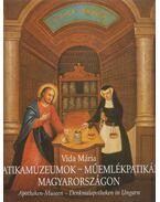 Patikamúzeumok - műemlékpatikák Magyarországon - Vida Mária