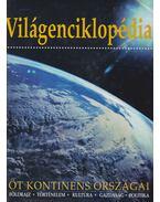 Világenciklopédia - Öt kontinens országai - Graham Bateman