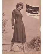 Fürge ujjak 1971/5. - Villányi Emilné (szerk.)