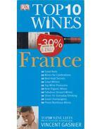 Top 10 Wines - France - Vincent Gasnier