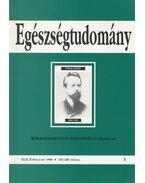 Egészségtudomány XLII. évfolyam 1998. 3. - Virágh Zoltán (szerk.)