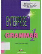 Enterprise Grammar 1 -  Virginia Evans, Jenny Dooley