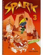 Spark 3. Teacher's Book -  Virginia Evans, Jenny Dooley