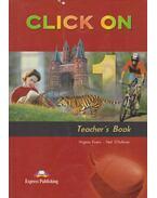 Click On 1 - Teacher's Book -  Virginia Evans, Neil O'Sullivan