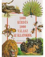 1000 kérdés 1000 válasz az állatokról - Virginio Sala