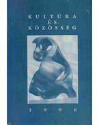 Kultúra és közösség 1996 - Vitányi Iván