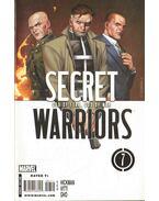 Secret Warriors No. 7 - Vitti, Alessandro, Hickman, Jonathan