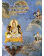 The Restoration of Wat Bakong Murals in Cambodia - Vittorio Roveda