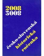 Cesko-slovenská historická rocenka 2008 - Vladimir Gonec